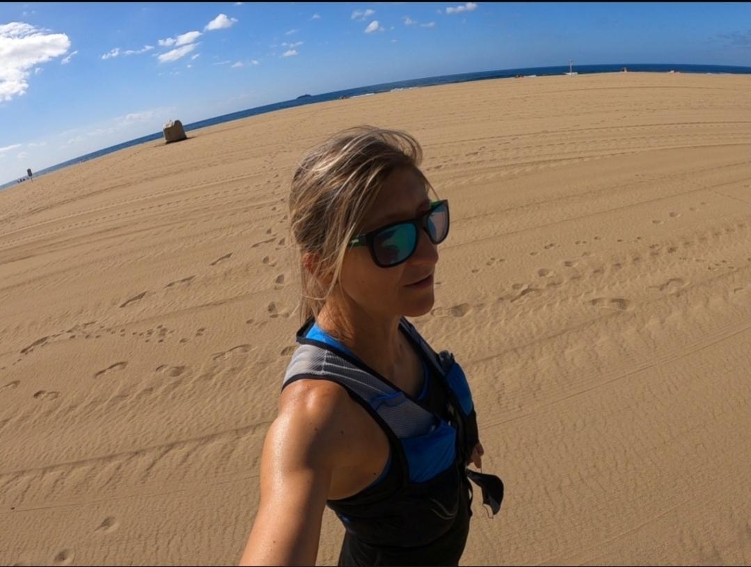 Linda Wolfert: «Correr en Maspalomas es un sueño para mí»
