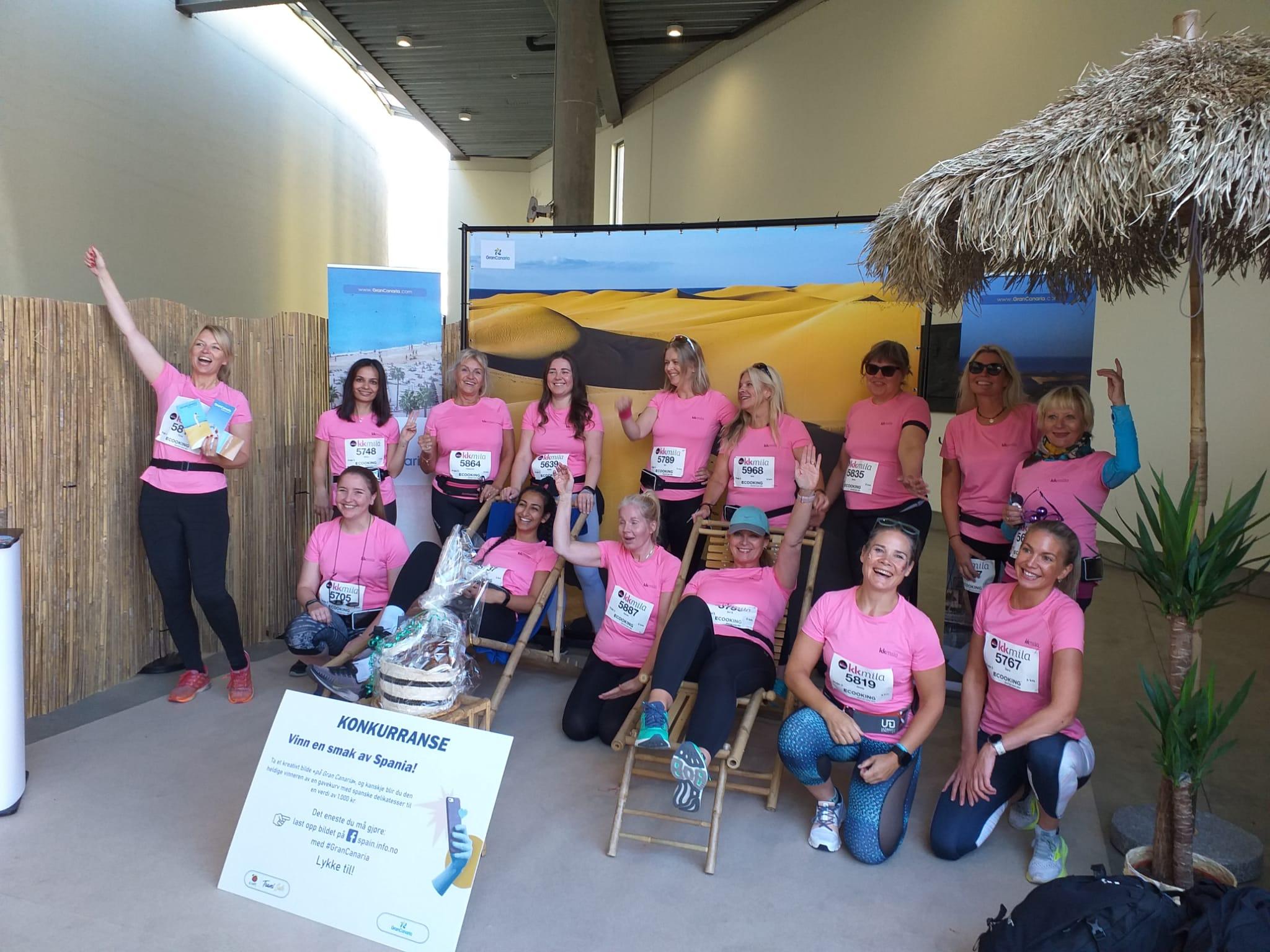 La  Gran Canaria-Maspalomas Marathon recorre Europa